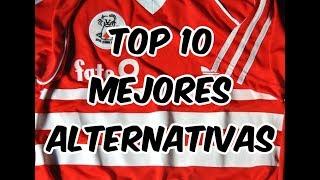 Top 10 Mejores camisetas suplentes de la historia de River