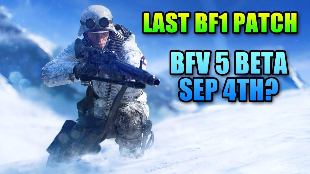 Bf1 Update 2021