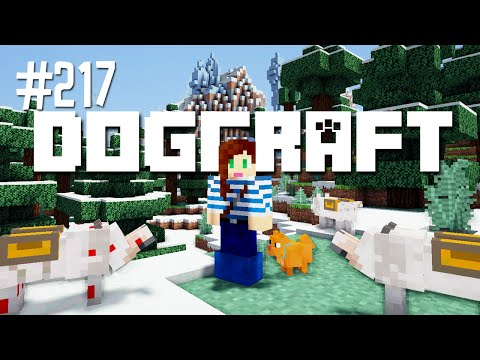 NEW DOG, NEW BIOME - DOGCRAFT (EP.217)