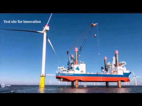 Realisation of the fictitious Offshore wind farm: BorWind