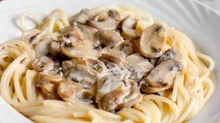 Грибной соус для спагетти – вкусный обед на скорую руку