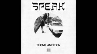 Speak (Official Audio)