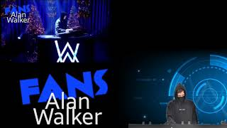 Alan Walker Faded fans смотреть