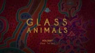 glass animals holiest feat tei shi official audio