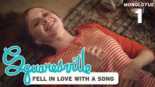 Squaresville Monologue 1 - Fell In Love With A Song ( w Mary Kate Wiles)