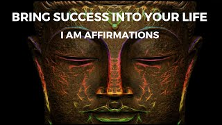 "Success ""I Am"" Affirmations   Guided Meditation"