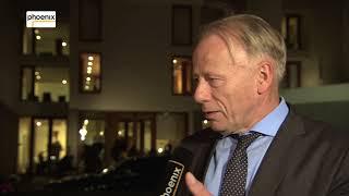 FDP bricht Sondierung ab: Interview mit Jürgen Trittin am 20.11.17