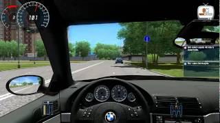 BMW M5 E39 -- 1.3.3 City Car Driving Araba Yaması İndir [Oyunmodlari.com]