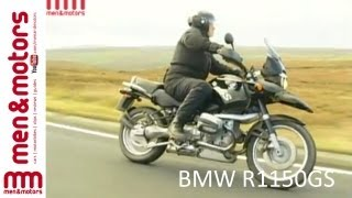 BMW R1150GS Review (2003)
