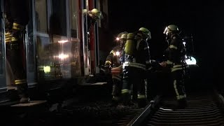 NRWspot.de | Schwerter Heide – Feuerwehrübung im Tunnel