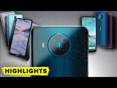 All The Phones Nokia Just Announced (FULL REVEAL)