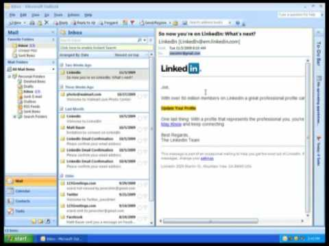 The Easy Guide to Microsoft Outlook (Part 1)