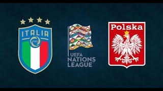 Italy vs Poland | UEFA Nations League 2018/19 | League A Group 3 | Simulation