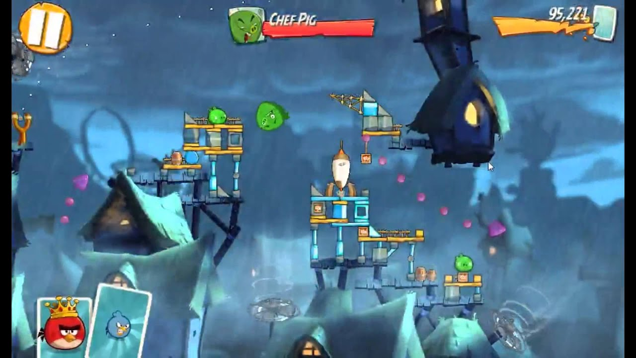 Angry Birds 2 Level 22 Angry Birds 2 Walkthrough Full Hd