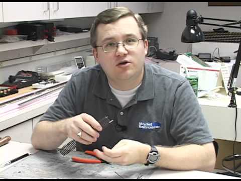 Model Railroader Basic Training: How to install rail joiners on model railroad track