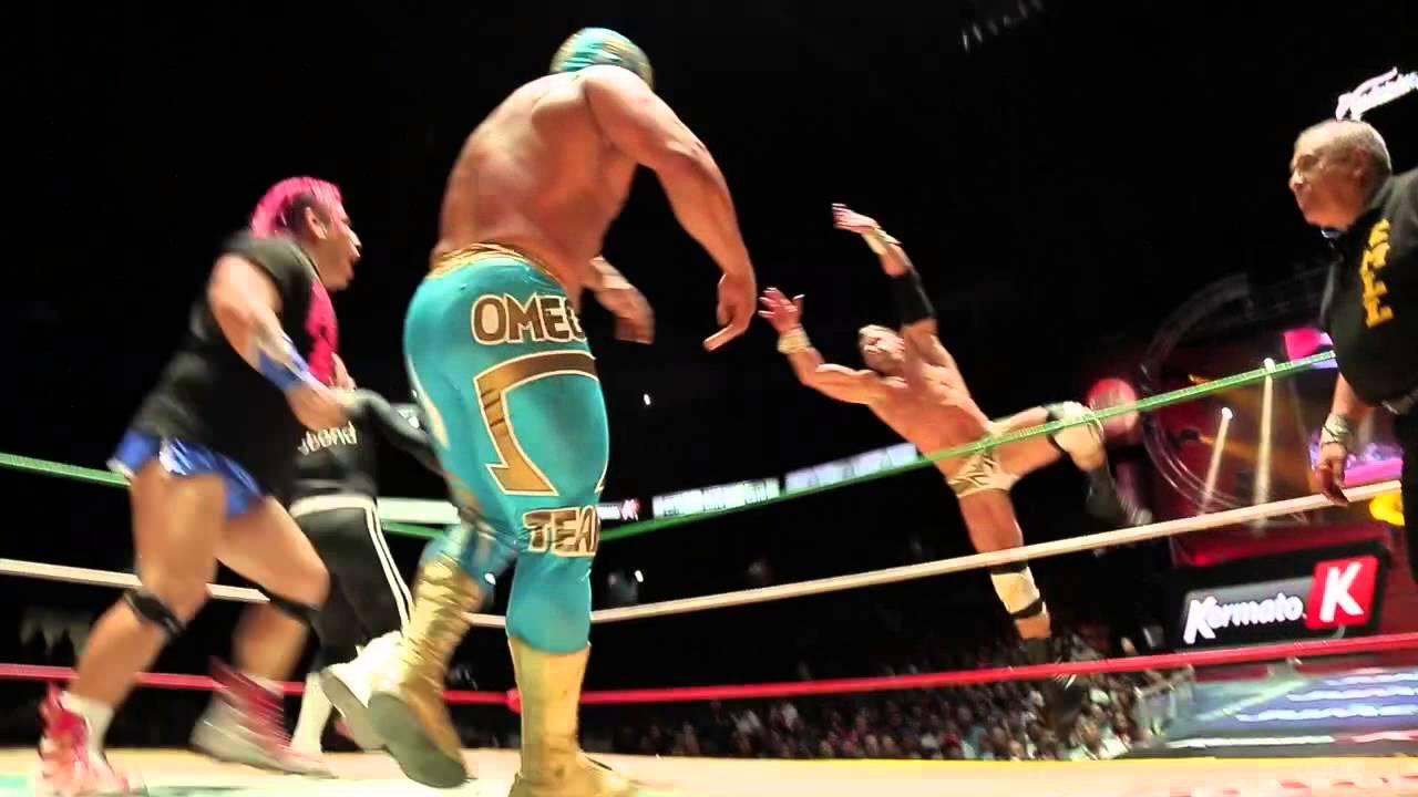 Acciones Espectaculares de la Lucha Libre Mexicana 004 ...