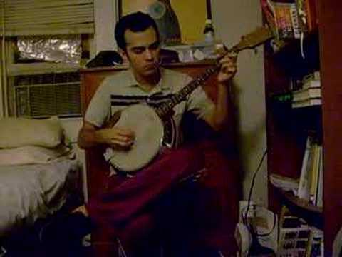 Banjo - Friend of the Devil (Chords) - YouTube