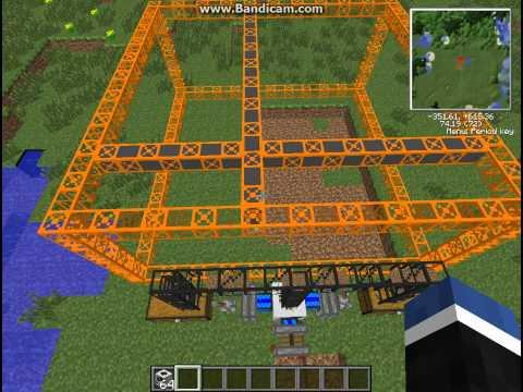 Tekkit How To Build A Quarry