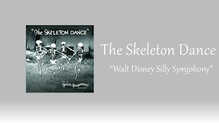 """""""The Skeleton Dance"""" Piano Cover with Sheet Music 『ガイコツの踊り』(楽譜付き)ピアノアレンジ"""