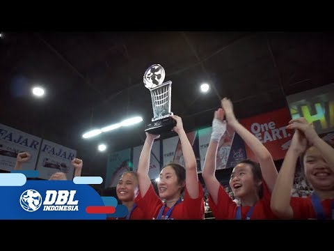 Highlight Final Party Honda DBL South Sulawesi Series 2017