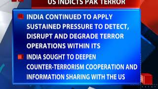 US praises India for counter terrorism actions