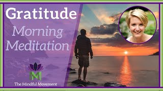 guided morning meditation for gratitude revised