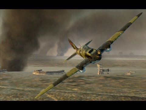 IL-2:Battle of Stalingrad. IL-2, The Flying Tank