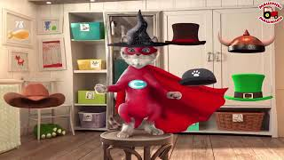 ПРИКЛЮЧЕНИЕ МАЛЕНЬКОГО КОТЕНКА мультик смешное видео для детей мультфильм про ко