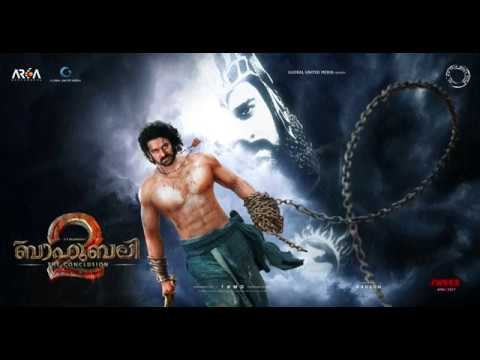 BAAHUBALI 2 - THE CONCLUSION - MOTION POSTER -KERALA