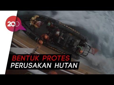 Kapal Pembawa Sawit Indonesia 'Dibajak' Aktivis Lingkungan Greenpeace Mp3