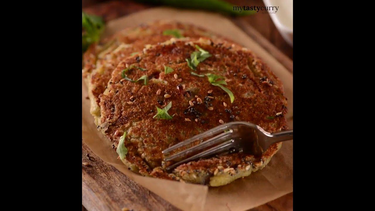 Healthy Breakfast Idea | Protein rich Vegetarian Breakfast Recipe  हेल्थी नाश्ते की रेसिपी