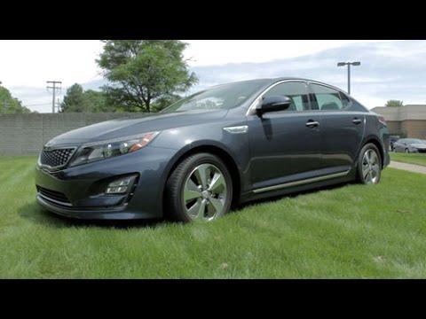 2014 Kia Optima Hybrid EX Review   LotPro   YouTube
