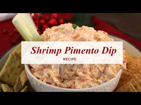 Shrimp Pimento Dip - Easy Shrimp Appetizer   RadaCutlery.com