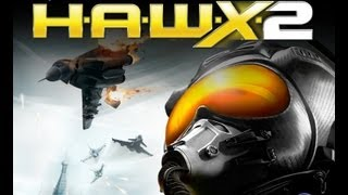 """H.A.W.X. 2 - Mission """"Training Day"""" - Gameplay FULL HD"""