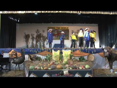 The Heritage School Zimbabwe 2017 Year 3 Marovanidze Play