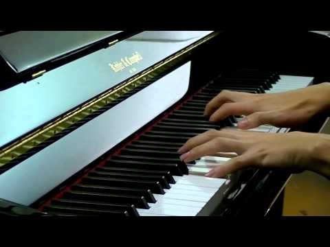 Comptine D´un autre été  Yann Tiersen Amélie Soundtrack 1080 Piano