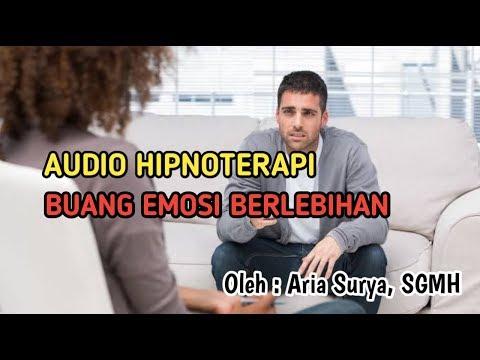 Audio Hipnoterapi Membuang emosi berlebihan