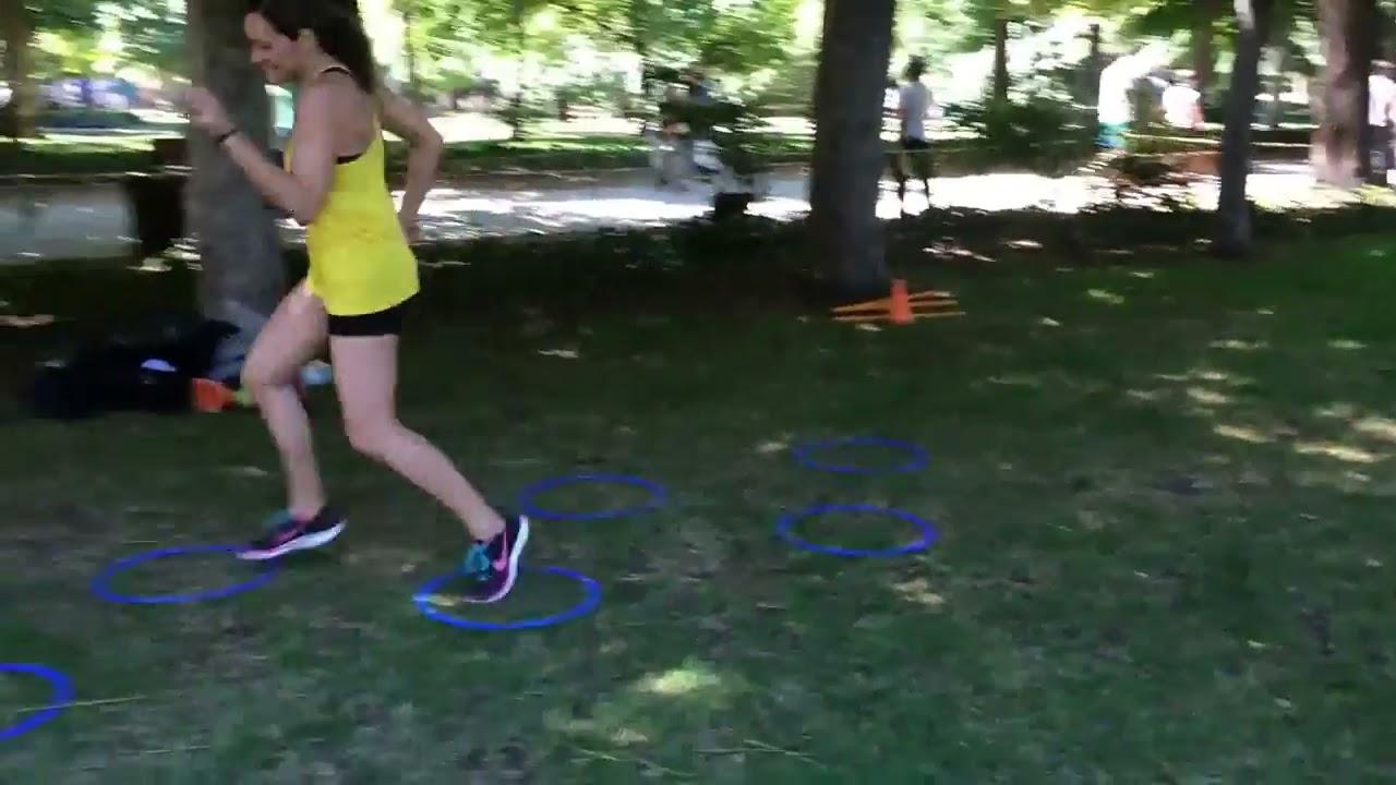 Ejercicios al aire libre entrenamiento funcional for Entrenamiento funcional