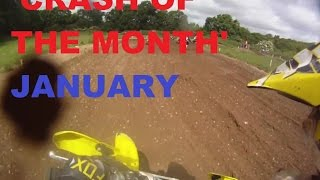 'CRASH OF THE MONTH' January