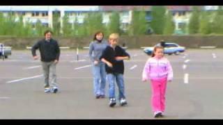 Роликовые кроссовки Heelys(Кроссовки с роликом в пятке. г.Набережные Челны., 2010-09-19T18:17:54.000Z)