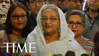 Sheikh Hasina-led Alliance Has Won Bangladesh Polls, Election Official Says | TIME