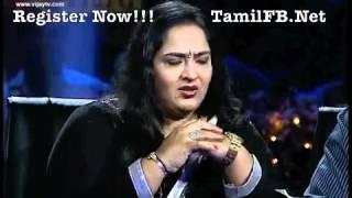 SATHYARAJ & Radha Play Neengalum Vellalam Oru Kodi PART 4