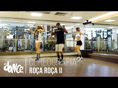 Roça Roça 2 - MC Brinquedo - Coreografia | FitDance - 4k thumbnail