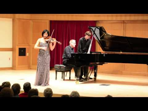 Faure Romance for violin and piano