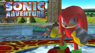 Sonic Adventure: Knuckles in Mystic Mansion