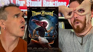 MINNAL MURALI (Malayalam) - Official Teaser Trailer REACTION!!
