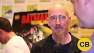 Brian Azzarello - Batman: The Killing Joke - SDCC 2016