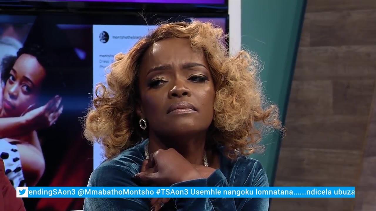 Mmabatho montsho datování