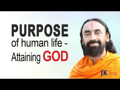 The Only Purpose of Our Human Life is to Attain God | God Realization | Swami Mukundananda