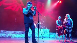 Steel Panther - Girl Onstage / Funny - Aztec Theatre
